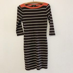 Ralph Lauren Striped Dress Women's XS